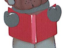 #215 Caroling Bear