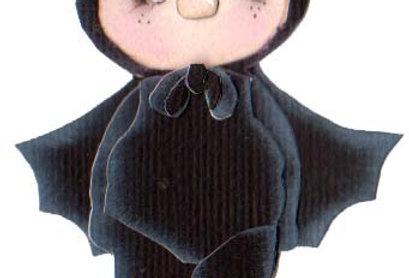 #840 Bat Costume