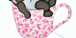 #499 Tea Cup Bear