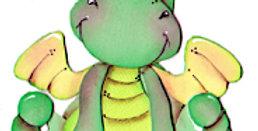 #650 Little Dragon