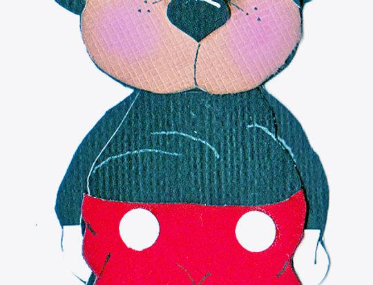 #704 Mickey Bear