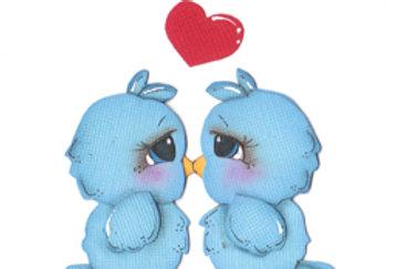 #270 Love Birds