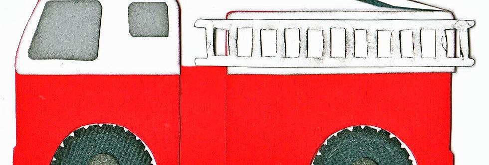 #786 Fire Truck