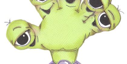 #389 Tickle Monster