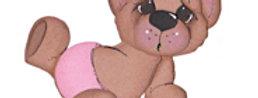#337 Baby Girl Bear