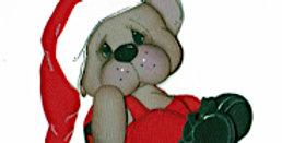 #551 Santa Bear