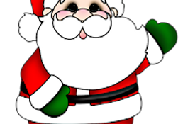 #1038 Simple Santa