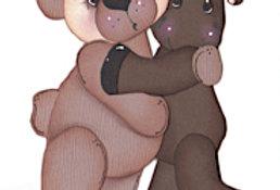#262 Bear and Moose