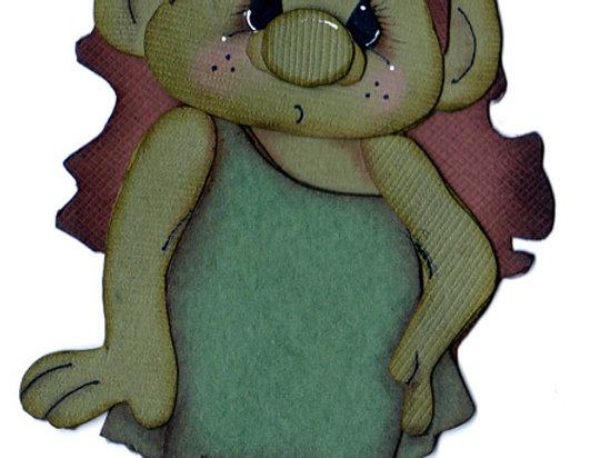 #527 Troll Girl