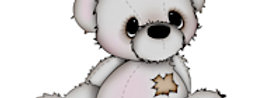 1001 Tattered Teddy