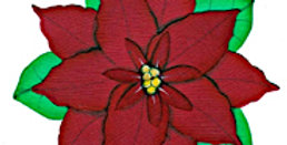 #550 Poinsettia