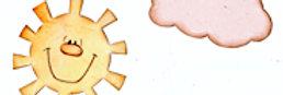 #779 Sun and Cloud