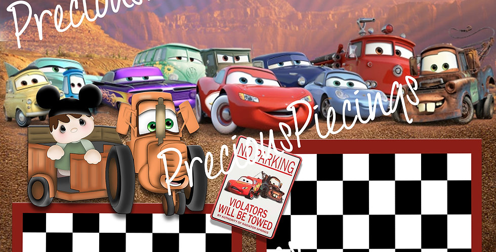 Disney Radiator Springs