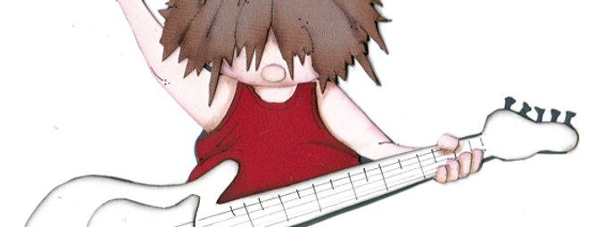 #659 Garage Band Guitar