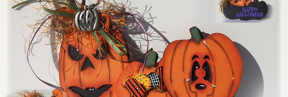#863 Happy Halloween