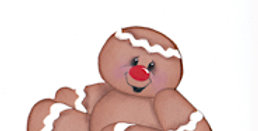 #293 Ginger Bread Baby