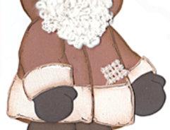 #243 Woodland Santa