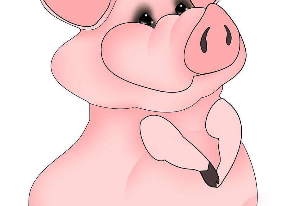 #1023 Piggy