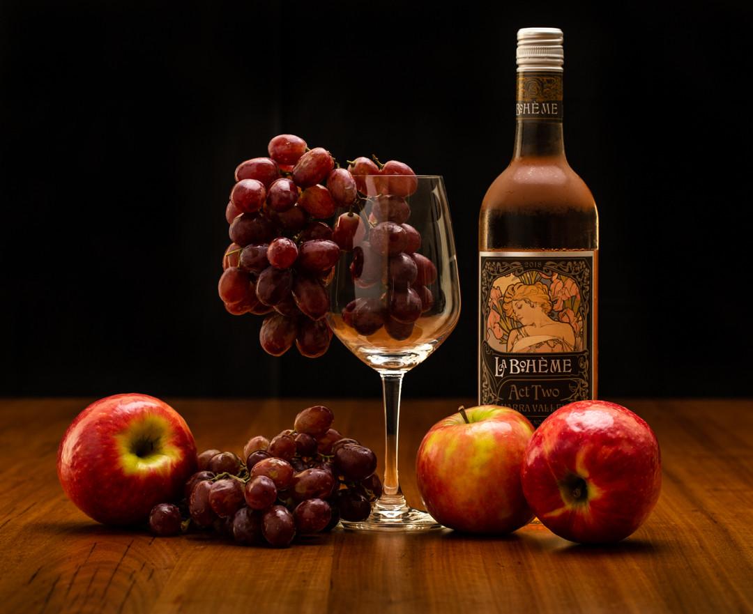 La Boheme wine