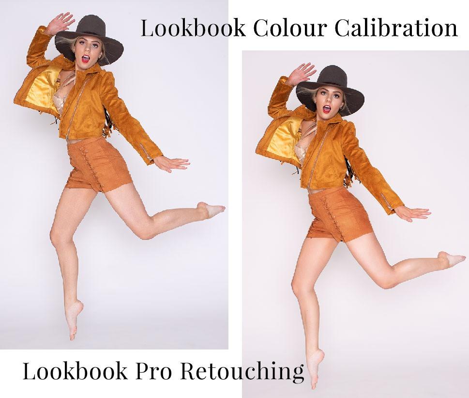 Styling Lookbook Retouch