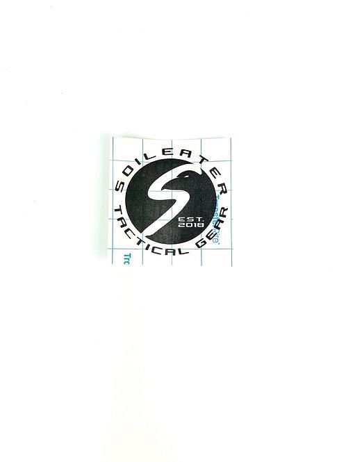 "Soileater ""Circle Logo"" Vinyl Sticker"