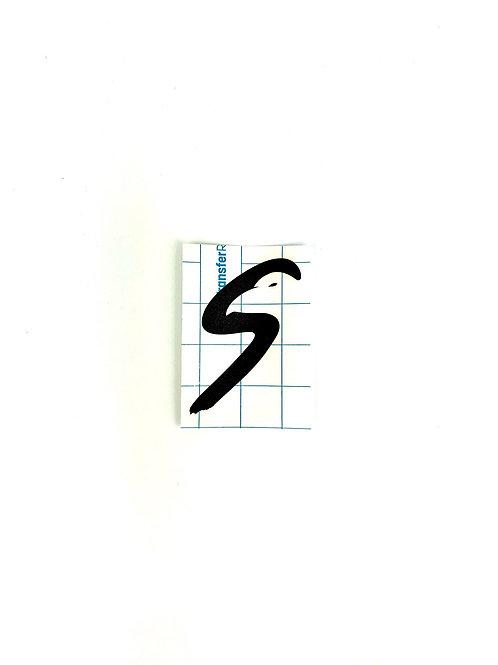 "Soileater ""S"" Vinyl Sticker"