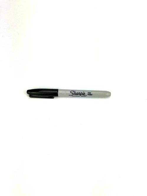 Sharpie Marker - Black