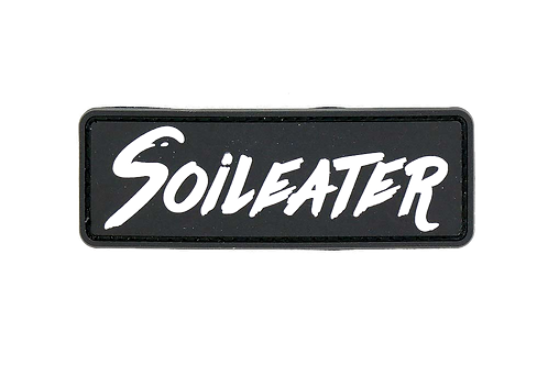 """""""Soileater"""" Patch"""