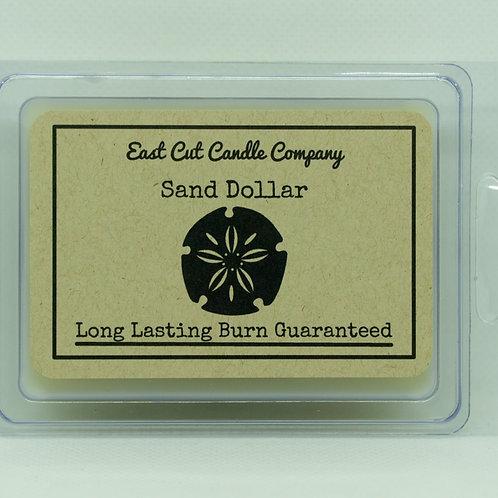 Sand Dollar wax melt