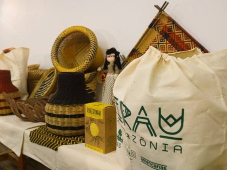 Jirau da Amazônia: Loja virtual beneficia 339 artesãos do Amazonas