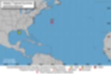Forecast and Hurricane Tracker for 5 Jul