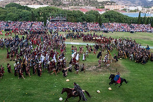 Carthagineses y Romanos - Cartagena (Reg