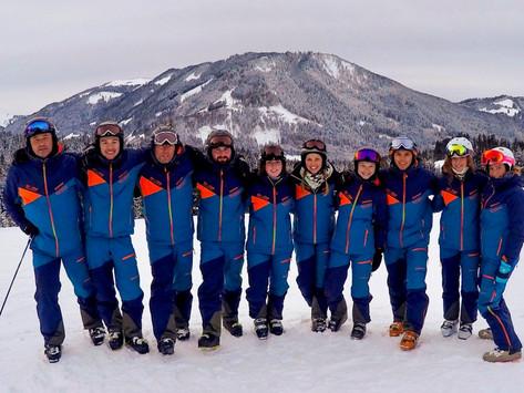 Skilehrer-Einweisung 2018