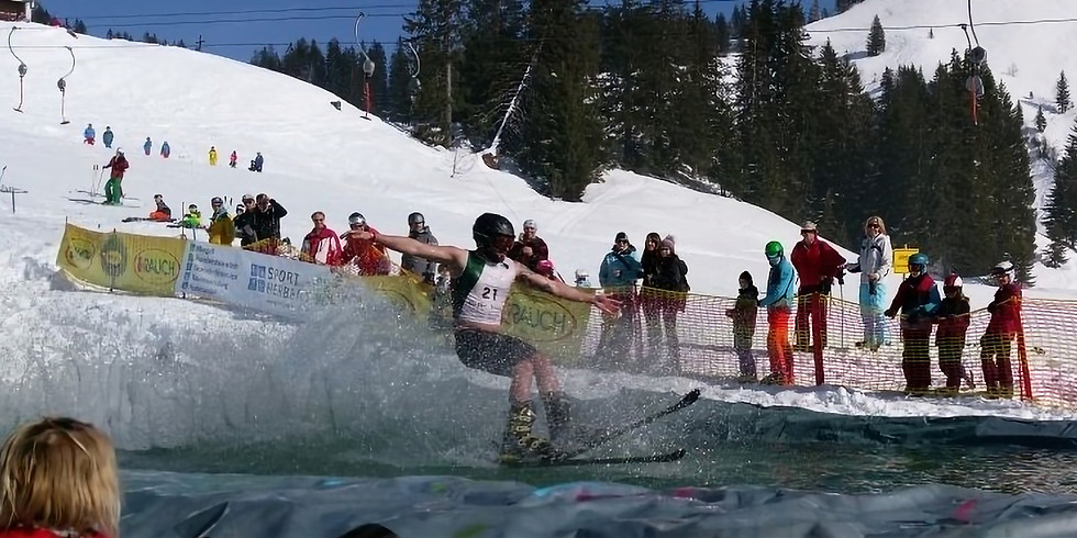 Snow & Party -Ausfahrt mit Après-Ski - Laterns