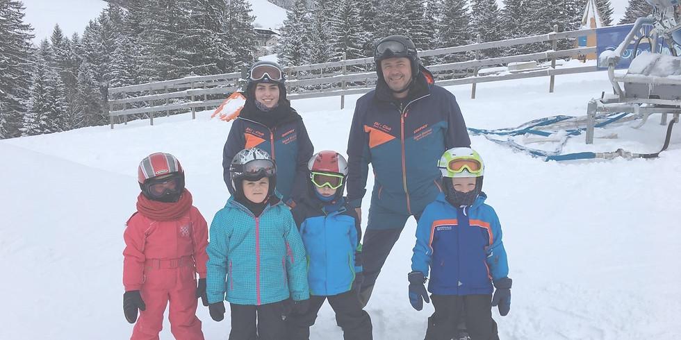 Ski- & Snowboardkurs