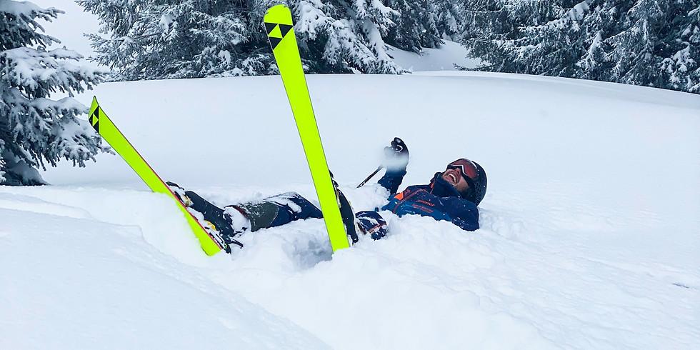 Snow & Fun - Ausfahrt