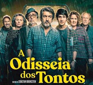 A Odisseia dos tontos - o excelente humor argentino