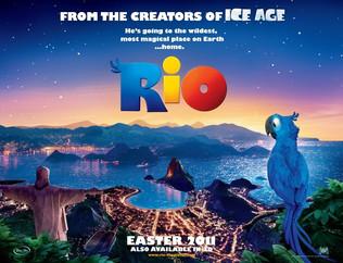 Rio já foi figura fácil no cinema