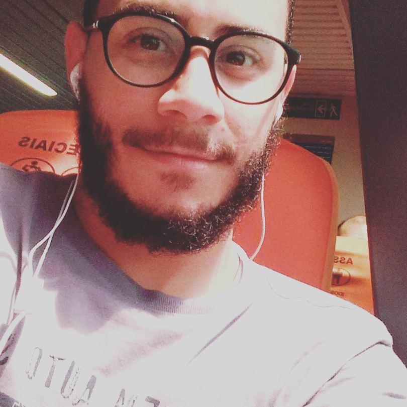 Fabiano Cunha - foto das redes sociais