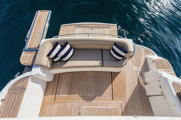 Aft Deck Lounge