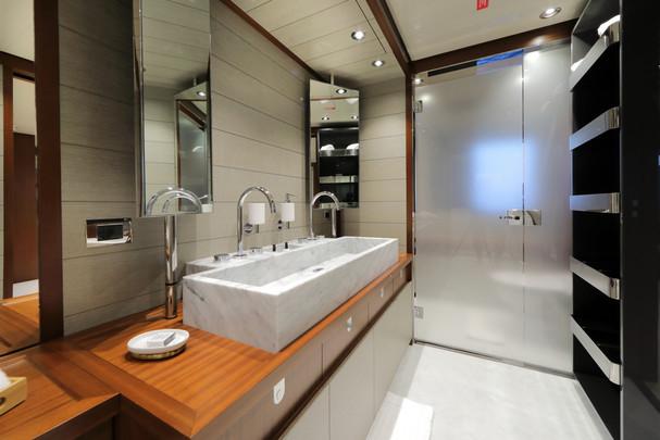 Salle de bain master