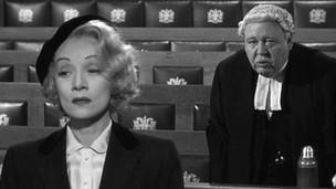 O cinema nos Tribunais
