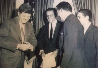 As Alianças de JFK
