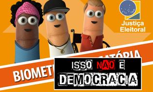 Eleições, voto obrigatório, biometria… não se engane!