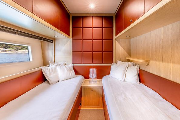 L'Attitude 25 - Ex R Twin bedroom