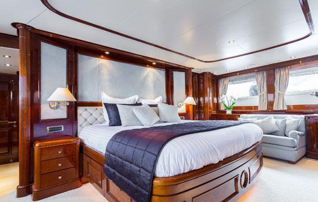Master cabins
