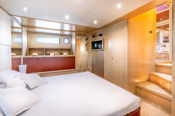 L'Attitude 25 - Ex R Master bedroom