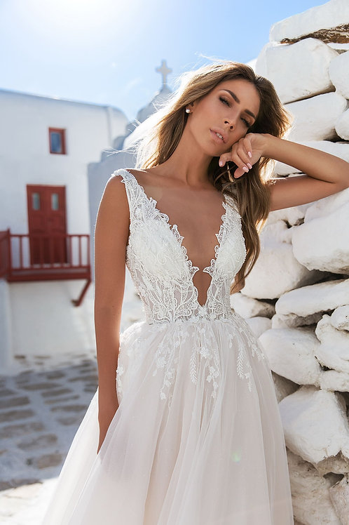 Сватбена рокля NIKOLE