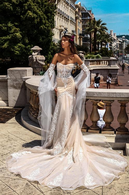Булчинска рокля Leticia
