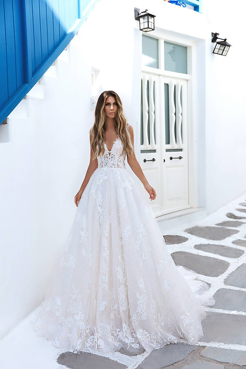 Сватбена рокля NIKA